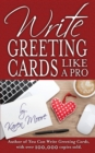 Write Greeting Cards Like a Pro - Book