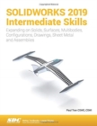 SOLIDWORKS 2019 Intermediate Skills - Book