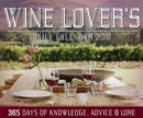 Wine Lover's Daily Calendar 2018 - Book