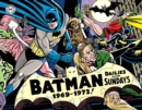 Batman The Silver Age Newspaper Comics Volume 3 (1969-1972) - Book