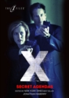 X-Files Secret Agendas - Book