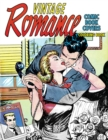 Vintage Romance Comic Book Covers Coloring Book - Book