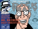 Complete Chester Gould's Dick Tracy Volume 22 - Book
