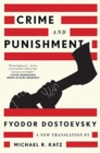 Crime and Punishment : A New Translation - Book