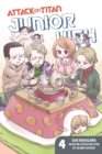 Attack On Titan: Junior High 4 - Book