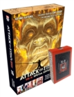 Attack On Titan 16 Special Edition With Playing Cards - Book