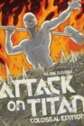 Attack On Titan: Colossal Edition 5 - Book
