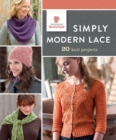 Simply Modern Lace : 20 Knit Projects - Book