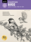Drawing: Birds : Learn to draw step by step - Book
