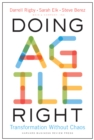 Doing Agile Right : Transformation Without Chaos - eBook