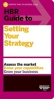 HBR Guide to Setting Your Strategy - Book