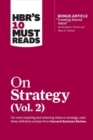 HBR's 10 Must Reads on Strategy, Vol. 2 - Book