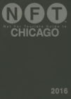 Not For Tourists Guide to Chicago 2016 - Book