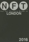 Not For Tourists Guide to London 2016 - Book