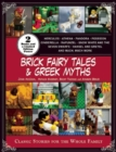 Brick Fairy Tales and Greek Myths: Box Set : Classic Stories for the Whole Family - Book