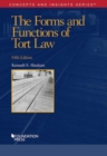 The Forms and Functions of Tort Law - Book