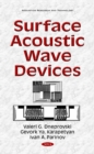 Surface Acoustic Wave Devices - Book