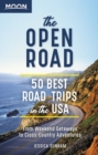The Open Road (First Edition) : 50 Best Road Trips in the USA - Book
