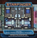 Starfinder Flip-Tiles: Space Station Emergency Expansion - Book