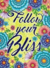 Hello Angel Guided Journal Follow Your Bliss - Book