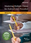 Mastering Multiple Choice for Federal Civil Procedure MBE Bar Prep and 1L Exam Prep - Book