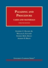 Pleading and Procedure : Cases and Materials - Book