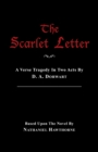 The Scarlet Letter : A Verse Tragedy in Two Acts - Book