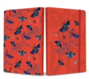 Art of Nature: Flight of Beetles Notebook with Elastic Band - Book