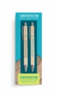 Conservation Series: Pen and Pencil Set - Book