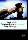 Legal and Criminological Psychology - Book