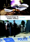 Criminology & Public Policy - Book