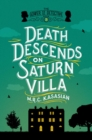 Death Descends on Saturn Villa : The Gower Street Detective: Book 3 - eBook