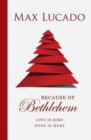 Because of Bethlehem (Pack of 25) - Book