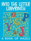 Into the Letter Labyrinth (a Book of Mazes) - Book