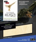 IncrediBuilds: Fantastic Beasts and Where to Find Them : Swooping Evil 3D Wood Model and Booklet - Book