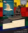 IncrediBuilds: Harry Potter : Sorting Hat 3D Wood Model and Book - Book