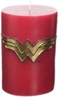 Wonder Woman Sculpted Insignia Candle - Book