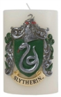 Harry Potter Slytherin Sculpted Insignia Candle - Book