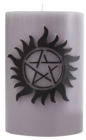 Supernatural Sculpted Insignia Candle - Book
