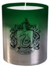 Harry Potter: Slytherin Large Glass Candle - Book