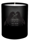 Game of Thrones: Moon of My Life Glass Votive Candle - Book