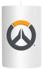 Overwatch Sculpted Insignia Candle - Book