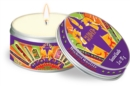 Harry Potter: Weasley's Wizard Wheezes Tin Candle : Small, Cinnamon - Book