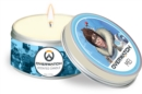 Overwatch: Mei Support Candle : Small, Peppermint 2 oz - Book