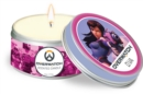 Overwatch: D.V.A Scented Candle : Small, Cinnamon 2 oz - Book