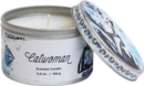 DC Comics: Catwoman Scented Candle : Large, Clove 5.6 oz - Book