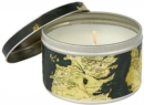 Game of Thrones: Westeros Scented Candle : Large Amber 5.6 oz - Book