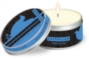 Harry Potter Ravenclaw Scented Tin Candle : Small, Clove and Cedar - Book