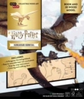 IncrediBuilds: Harry Potter: Hungarian Horntail Book and 3D Wood Model : A Behind-the-Scenes Guide to the Dragons of the Wizarding World - Book