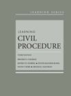 Learning Civil Procedure - Book